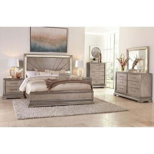 Sofia King Bedroom Set