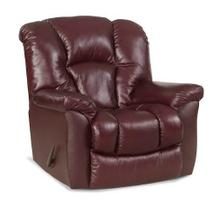 Homestretch Leather Rocker Recliner