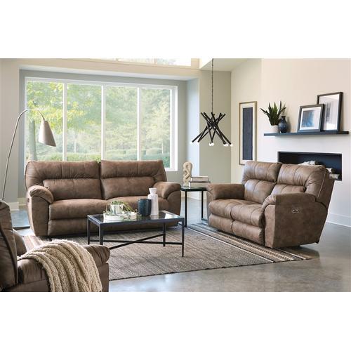 Jackson Furniture - Saddlebrook Power Wall Hugger Recliner Coffee
