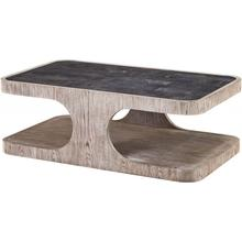 Obel Weathered Oak Rectangular Cocktail Table