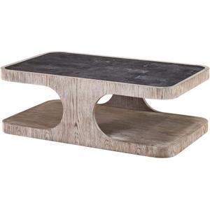Bassett Furniture - Obel Weathered Oak Rectangular Cocktail Table