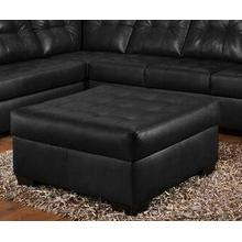 9568 Onyx Large Cocktail Ottoman
