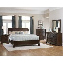 Inglewood Qn Bed, Dresser, Mirror and Nightstand