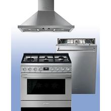 See Details - SMEG - Choose Eligible SMEG Cooking Appliances and Receive a FREE Dishwasher. See 3 pc Example.
