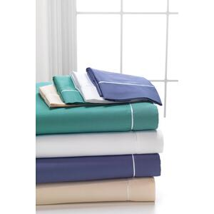 2Degree - 100% Cotton Sheet Set - White
