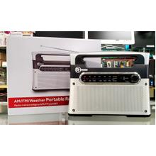 View Product - AM/FM/Weather Portable Radio