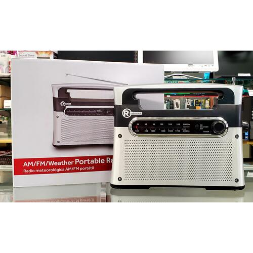 RadioShack - AM/FM/Weather Portable Radio