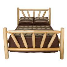 W253 Queen Fan Bed