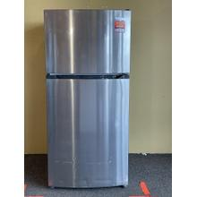 See Details - Frigidaire Stainless Steel Top and Bottom Refrigerator