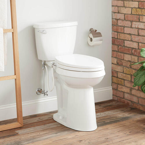 Bradenton Elongated Two-Piece Toilet