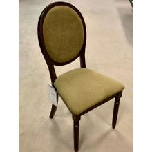 See Details - Oval, X-Back Side Chair-Floor Sample-**DISCONTINUED**