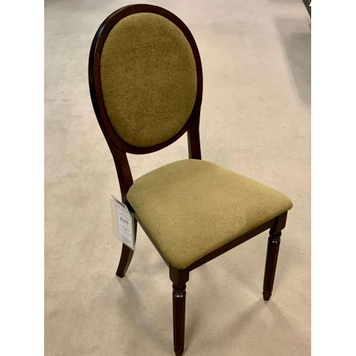 Oval, X-Back Side Chair-Floor Sample-**DISCONTINUED**