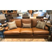 Benton Top Grain Leather Sofa