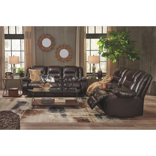 Vacherie - Chocolate Living Room Set