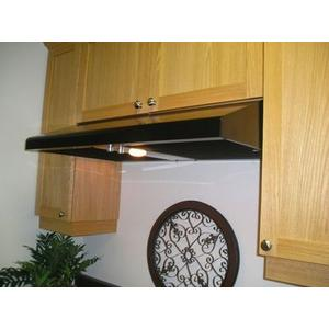 Imperial - CLOSEOUT SPECIAL! Out of box special! Imperial 735 CFM 36 Inch Wide Under Cabinet Range Hood; AS-IS No Warranty; Model N1936BP-SS, SN:00001