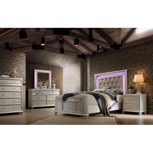 AVALON B00846-5QB Kaleidoscope Reflections Queen Bed
