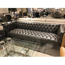 LEATHER SOFA - NOW 50% OFF!
