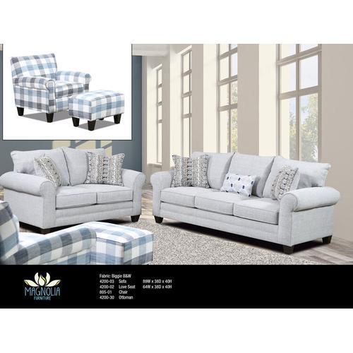 Magnolia Furniture - Biggie B&W