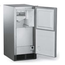 Scotsman DCE33PA1SSD   Luxury Consumer Ice Machine - Stainless Steel