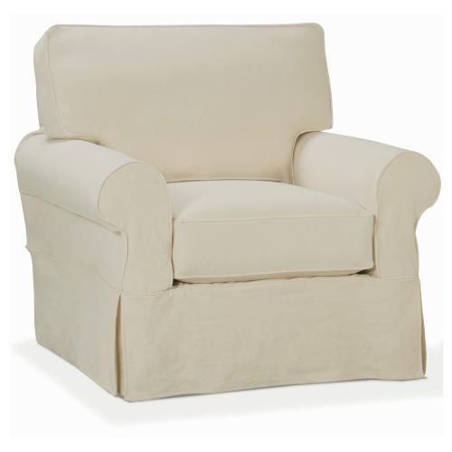 Premium Collection - Nantucket Slipcover Chair