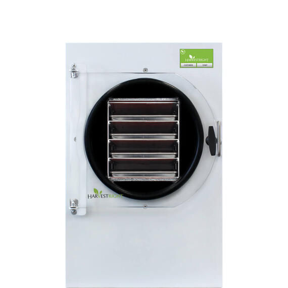 Harvest Right - Medium White Freeze Dryer with Mylar Starter Kit