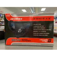 """Cerwin Vega 3-Way 6"""" x 9"""""""