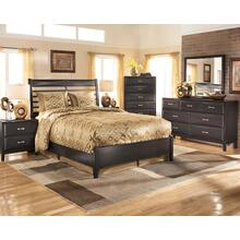 Complete Queen Bedroom Group, Bed, Dresser/Mirror, Chest Night