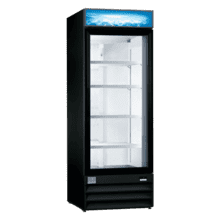 24 cu. ft. Glass Door Merchandizer Fridge