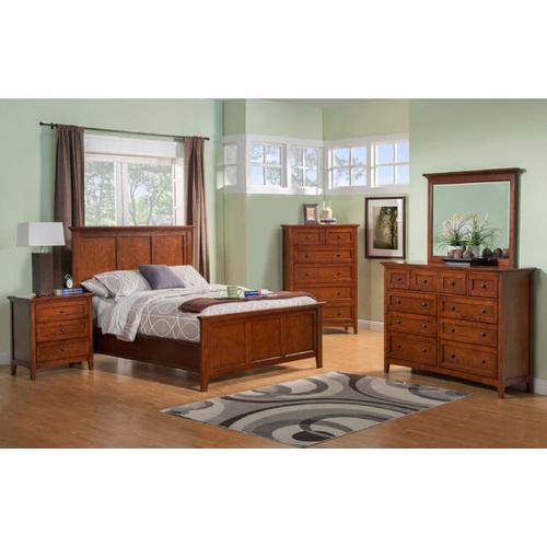 Winners Only Inc - Flagstaff Queen Storage Bed