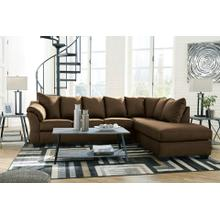 Darcy Cafe 2pc. L-Shaped Sectional