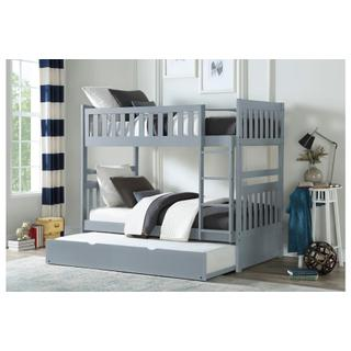 Orion Bunk Bed Twin on Twin with Trundle