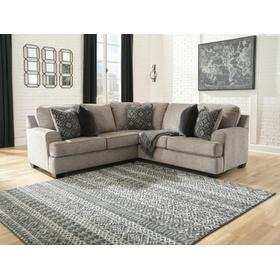 See Details - Bovarian 2-piece Sectional Stone