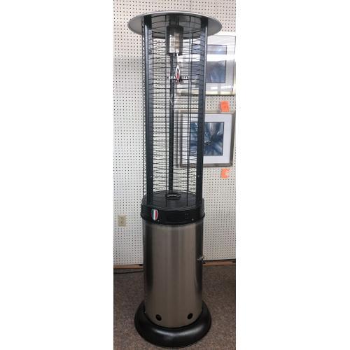 Patio Heater - Stainless Steel