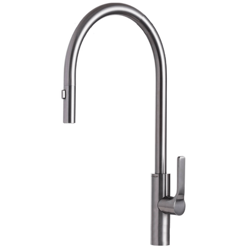 The Galley Tap - Galley Tap in PVD Gun Metal Gray Stainless Steel
