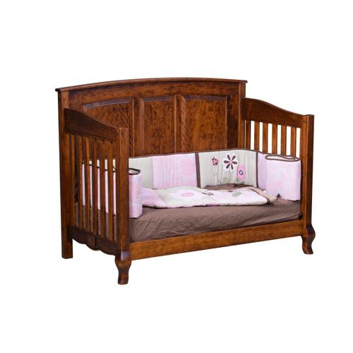 French Country Panel Crib
