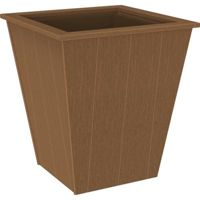 "Elite Planter 26"" Premium Antique Mahogany"