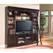 See Details - VEN Library 50 4pc Spacesaver TV