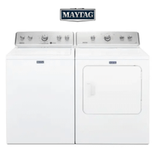 Maytag Large Capacity Top Load Washer with the Deep Fill Option - 3.8 cu. ft.