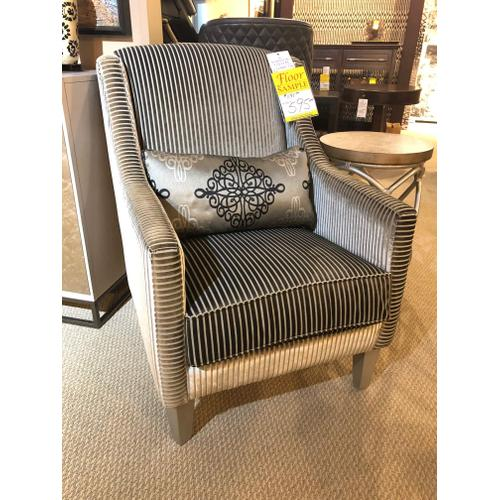 ACCENT WING CHAIR - ONLY $595.00! SAVE 50%