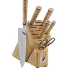 See Details - Miyabi Birchwood SG2 Knife Block Set, 7-Piece