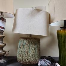Duncan Table Lamp (L/STLA1163)