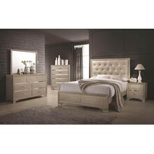 Beaumont 4Pc Eastern King Bed Set