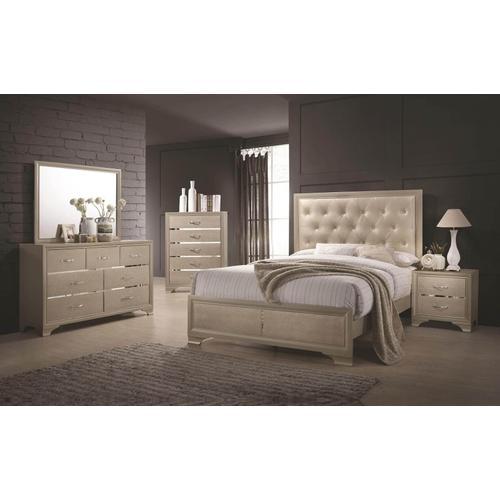 Beaumont 4Pc Queen Bed Set