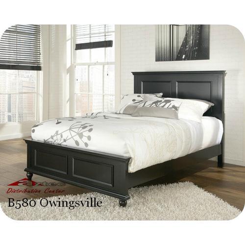 Ashley Furniture - Ashley B580 Owingsville SBedroom set Houston Texas USA Aztec Furniture