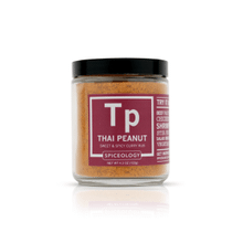 Thai Peanut Sweet & Spicy Curry Rub | Glass Jar