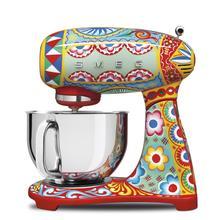 Smeg 50s Retro Style Design Aesthethic Stand Mixer, Dolce & Gabbana