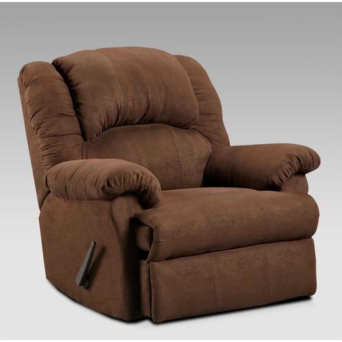 Affordable Furniture - 6703 Aruba Chocolate Sofa Only