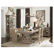 View Product - Dining Room Set with 2 Chairs and Bench