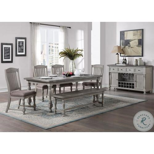Avalon - Table & 6 Chairs