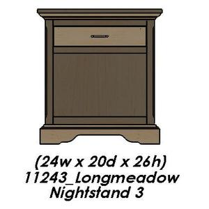 Longmeadow Nightstand